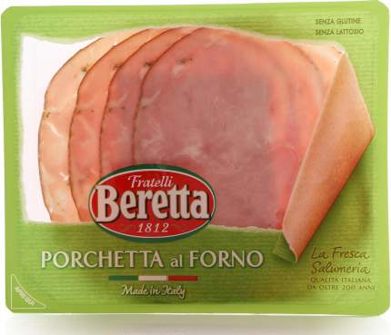 Порчетта Fratelli Beretta запеченная нарезка
