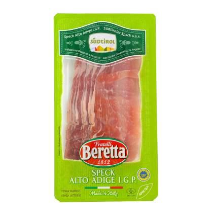 Шпик Beretta свиной сыровяленный нарезка 80 г