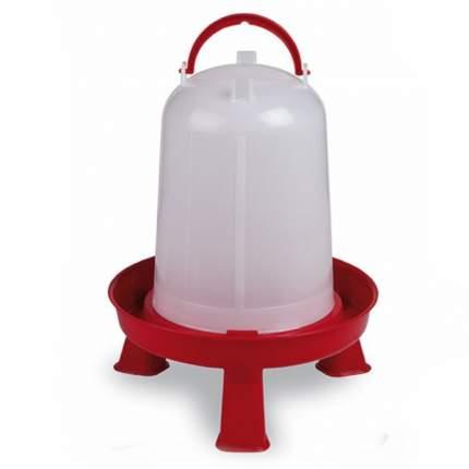 Поилка вакуумная для голубей, гусей, кур, уток Gaun 10944, 10 л, пластик