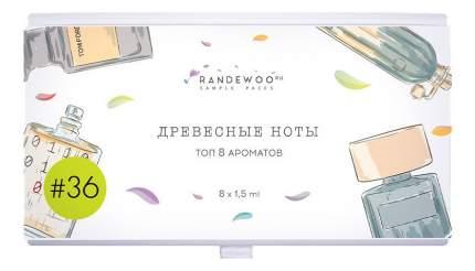 Набор Aroma Box #36 Древесные ноты