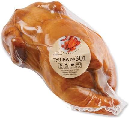 Тушка цыпленка-бройлера Пестречинка копчено-вареная ~1 кг