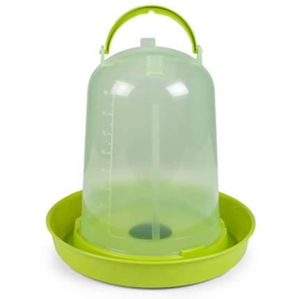 Поилка вакуумная для голубей, гусей, кур, уток Gaun 10986, 10 л, пластик