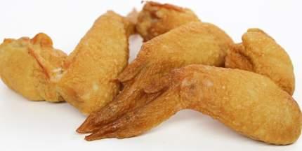 Крылышки цыпленка-бройлера Garibaldi варено-копченые ~1 кг