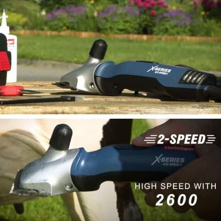 Машинка для стрижки лошадей и КРС Heiniger Xperience 2-Speed