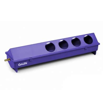 Поилка лотковая для кур Gaun 51 см пластик