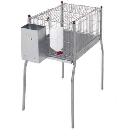 Клетка для кроликов Copele MARSELLA, односекционная, 54.5х95х101 см