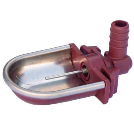 Поилка чашечная для кроликов Copele 10372, 7 см, металл