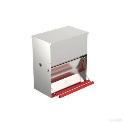 Кормушка педальная для кур Copele Safeed 40 кг, сталь