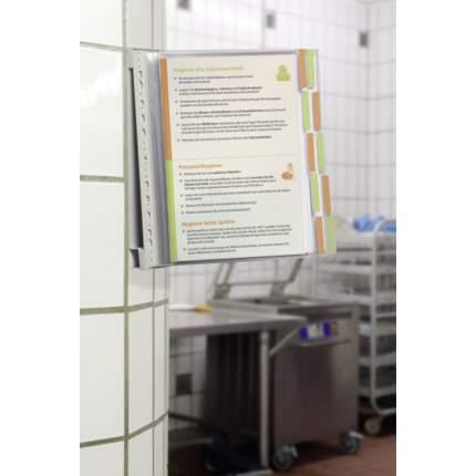 Демонстрационная система Durable Function Safe, 10 демопанелей, металл, ПВХ, ассорти