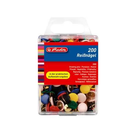 Кнопки, 200 шт. Цветные