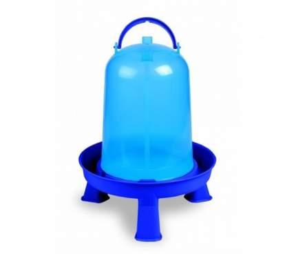 Поилка вакуумная для гусей, кур, уток Copele 30284, 5 л, пластик