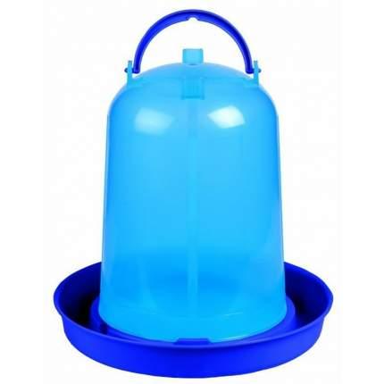 Поилка вакуумная для гусей, кур, уток Copele 30253, 10 л, пластик