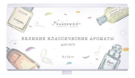 Набор Aroma Box #12 Великие классические ароматы для него