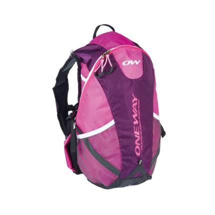 Рюкзак OW TRAIL HYDRO 20L розовый/чёрный OZ11118
