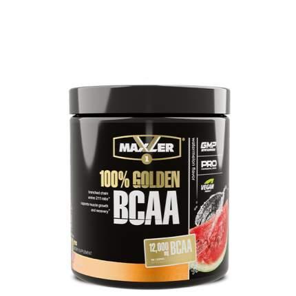 "Аминокислоты БЦАА MAXLER 100% Golden BCAA ""Арбуз"" (210 гр)"