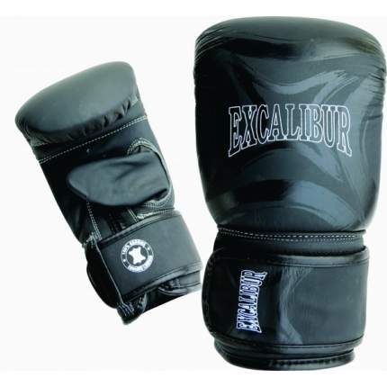 Перчатки снарядные Excalibur 682/01 Black Буйволиная кожа, L