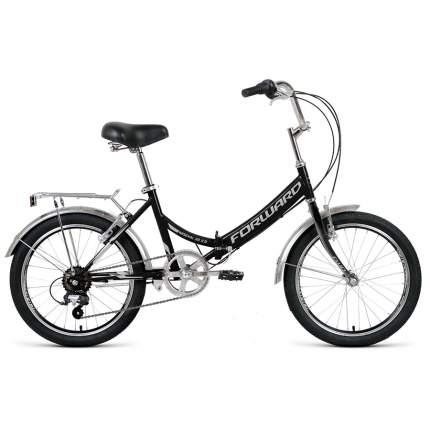 """Велосипед Forward Arsenal 2.0 2021 14"""" черный/серый"""