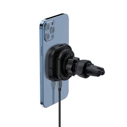 Автомобильная беспроводная зарядка-держатель для телефона, MagSafe