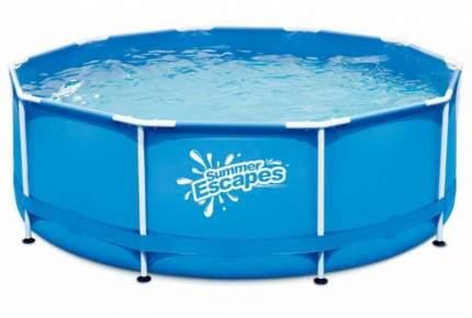 Каркасный бассейн Polygroup Summer Escapes Р20-0830 1108379 244х244х76 см