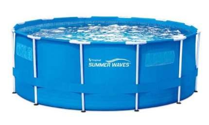 Каркасный бассейн Polygroup Summer Waves P20-1252-Z 1108387 366х366x132 см