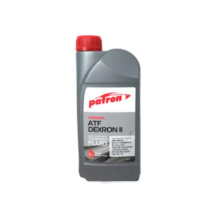 Жидкость Гидравлическая PATRON арт. ATF DEXRON II 1L ORIGINAL 1л