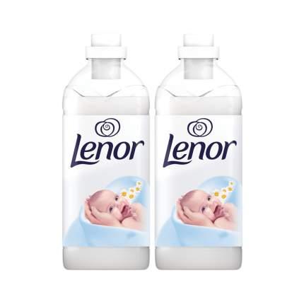 Концентрированный кондиционер для белья Lenor (Детский) (1 л. (2 шт))