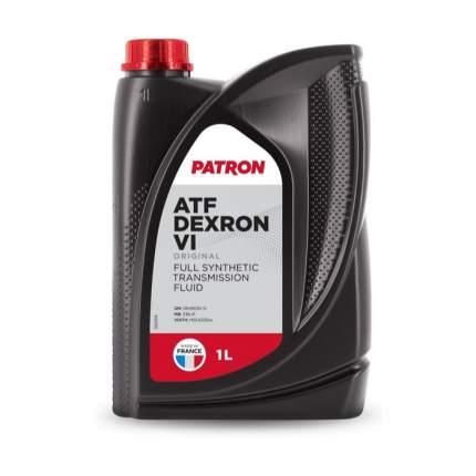 Жидкость Гидравлическая PATRON арт. ATF DEXRON VI 1L ORIGINAL