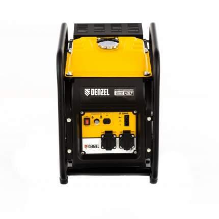 Генератор инверторный GT-2500iF, 2,5 кВт, 230 В, бак 5 л, Denzel