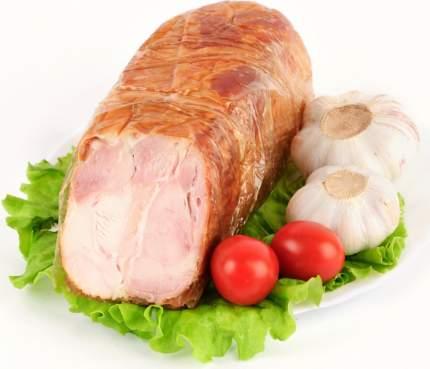 Рулет из мяса птицы Рефтинская ПФ варено-копченый ~ 1 кг