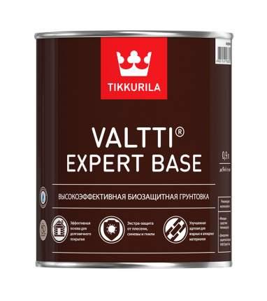 Грунтовка биозащитная Tikkurila Valtti Expert Base для древесины 0,9 л
