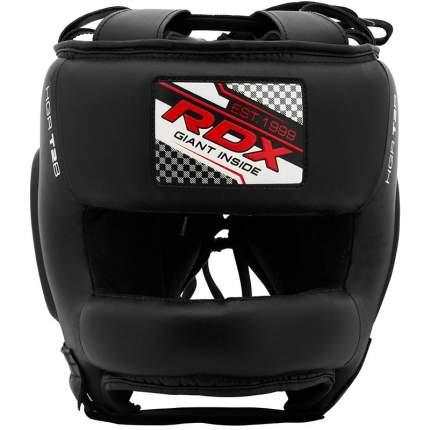 Шлем RDX HGR-T2 Bar, черный, XL