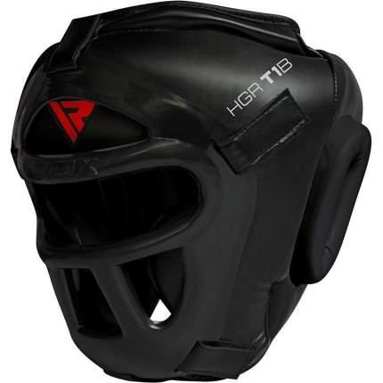 RDX Боксерский шлем Rdx hgx-t1 Grill Regular Black