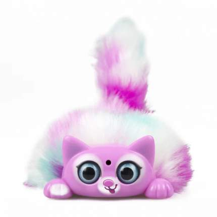 Интерактивная игрушка Tiny Furries Fluffy Kitties котенок Lili