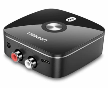 Bluetooth адаптер uGreen 2228 Black