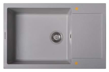 Кухонная мойка Zigmund & Shtain RECHTECK 780.490 млечный путь