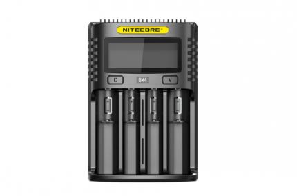 Зарядное устройство для аккумуляторной батареи NITECORE UM4
