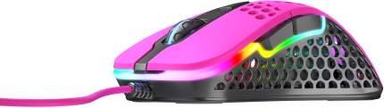 Игровая мышь Xtrfy M4 RGB (Pink)