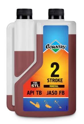 Моторное масло Country ST-507 2Т API ТВ 1л с дозатором (for STL)
