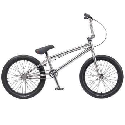 """Велосипед Tech Team BMX Millenium 20 2021 20.5"""" хром"""