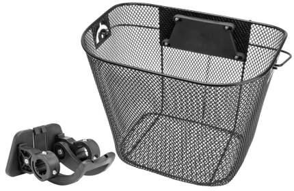 Велокорзина Stels JL-285 (31,8 мм), чёрная/270075