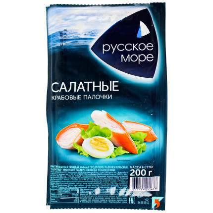Крабовые палочки Русское Море Салатные 200 г