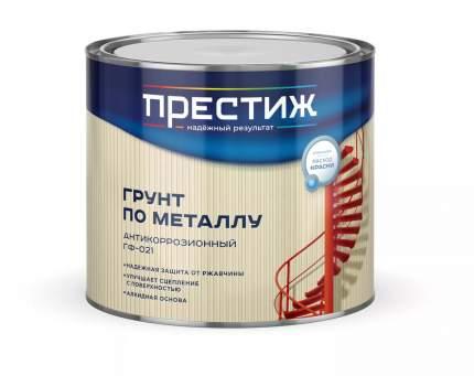 Грунт гф-021 красно-коричневый  1,9 кг  ПРЕСТИЖ