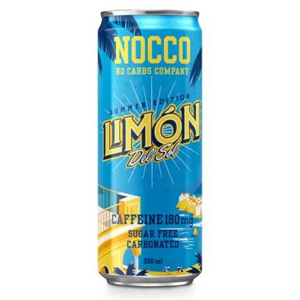 Энергетический напиток NOCCO  BCAA Limon Del Sol 330 мл