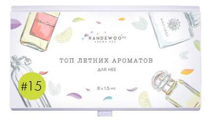 Набор Aroma Box #15 Топ летних ароматов для нее