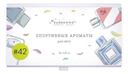 Набор Aroma Box #42 Спортивные ароматы для него