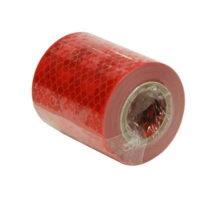 Лента светоотражающая 3M 983-72, алмазного типа, красная, 53,5 мм х 2,5 м, 983-72