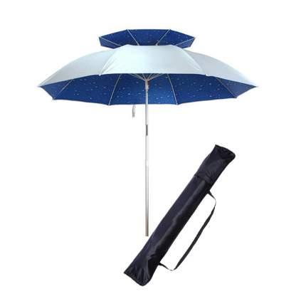Устойчивый двухъярусный зонт, 2 м, Рыбиста RB-DUOZONT-01