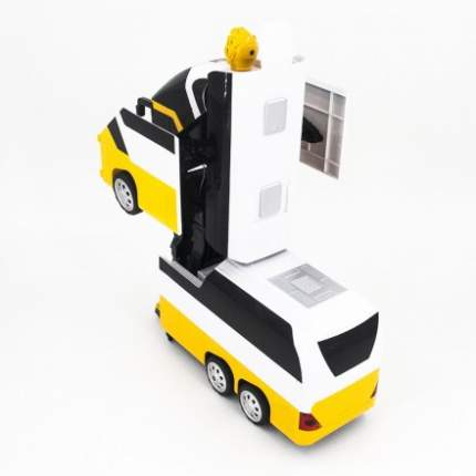 Радиоуправляемый робот-трансформер Meizhi автобус 1:14 MZ-2372P
