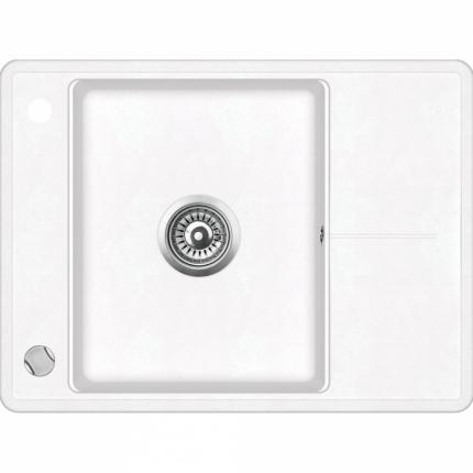 Кухонная мойка Teka ESTELA 50 S-TQ MARBLE WHITE