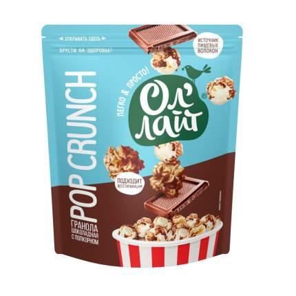 Попкорн с шоколадной гранолой Ол'Лайт 40г по 6шт